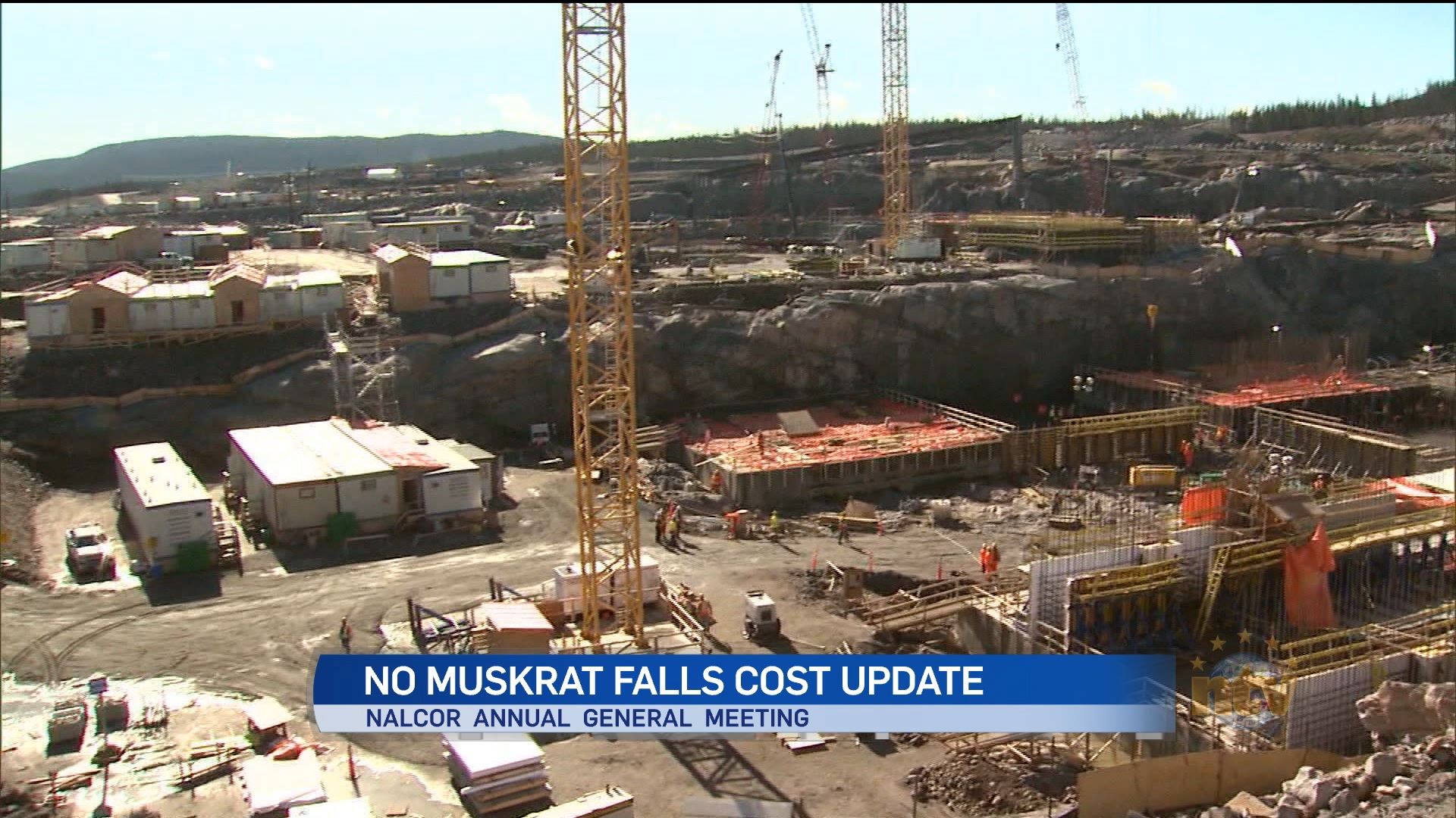 No changes to Muskrat Falls cost and schedule announced at Nalcor AGM