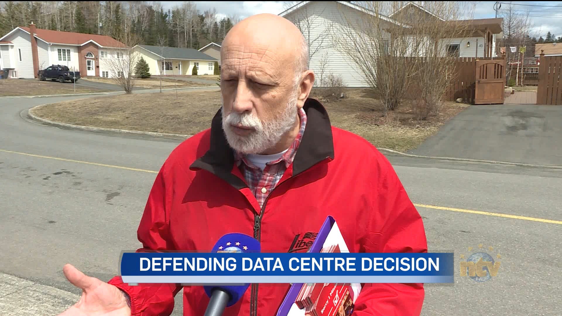Al Hawkins defends government's policy on data centres