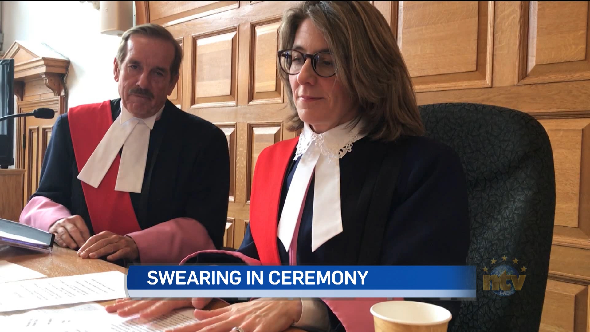 Kate O'Brien sworn in as new Supreme Court justice - ntv.ca