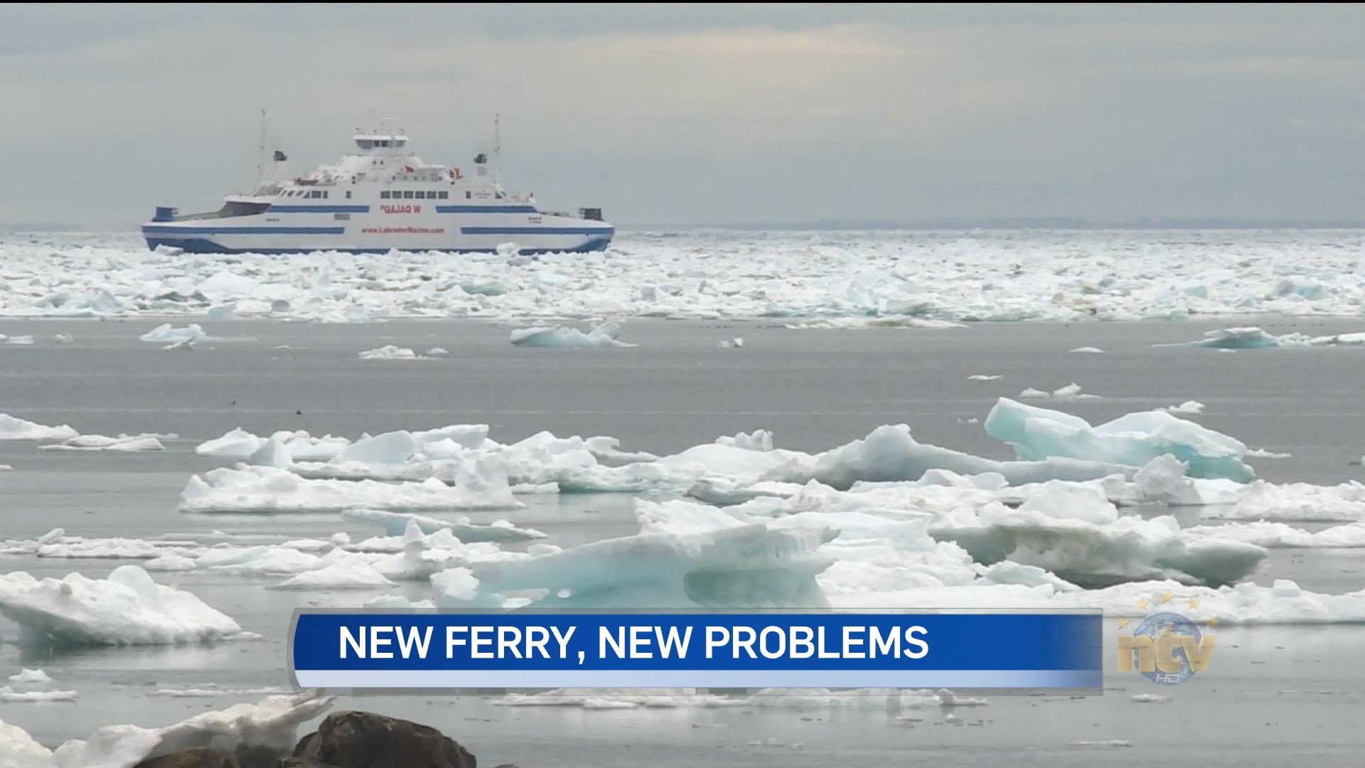 Difficult spring for new Labrador Straits ferry - ntv.ca
