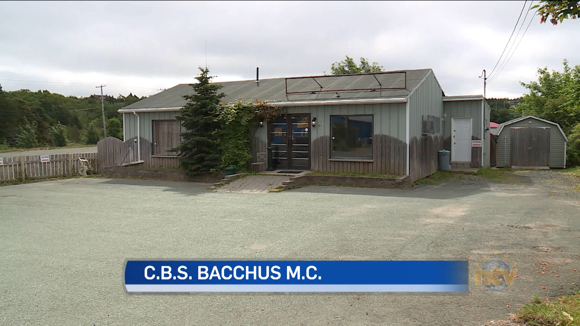 Bacchus Motorcycle Gang Sets Up In Conception Bay South Ntvca