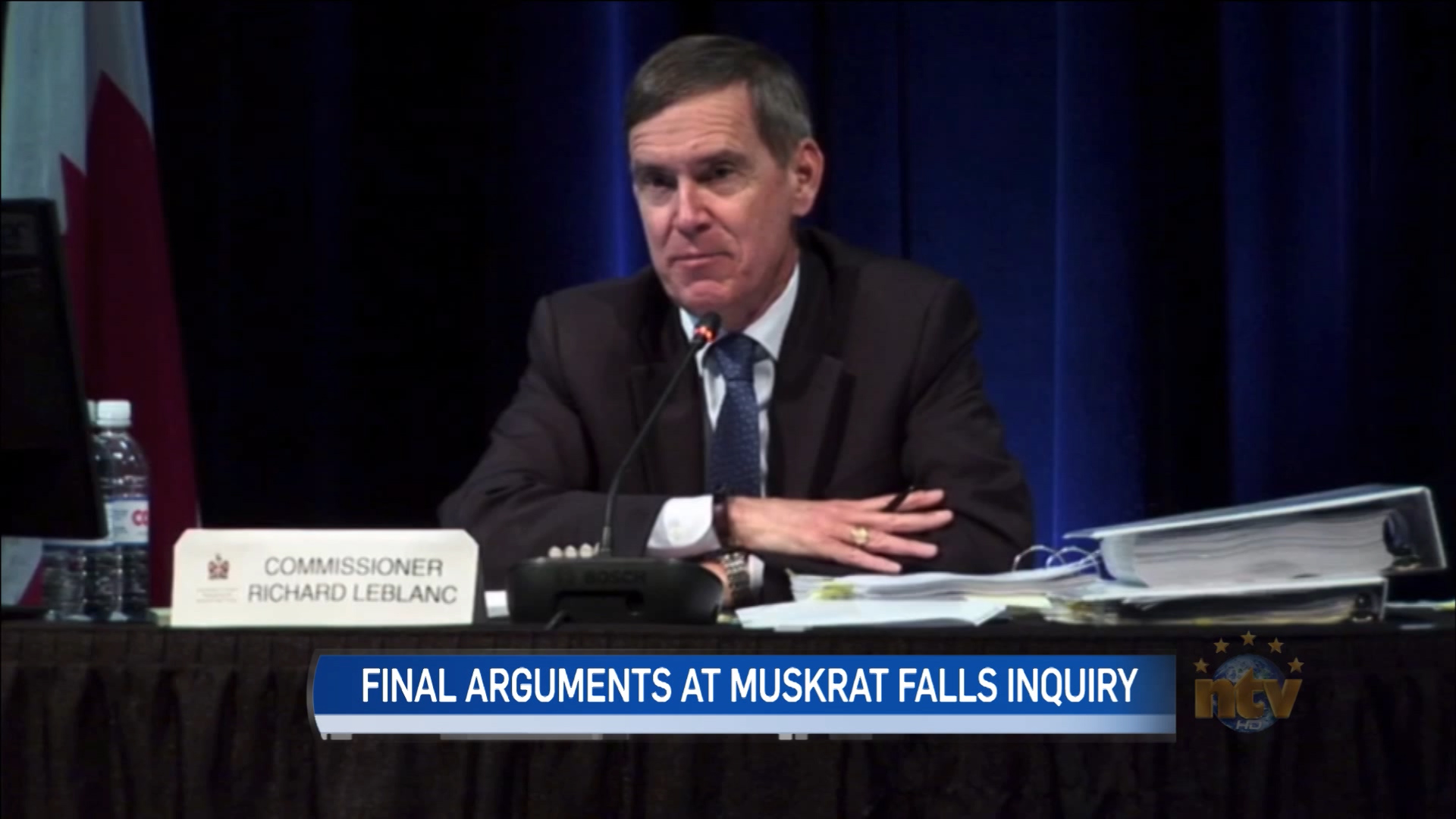 Muskrat Falls' political architects make last stand at public inquiry - ntv.ca