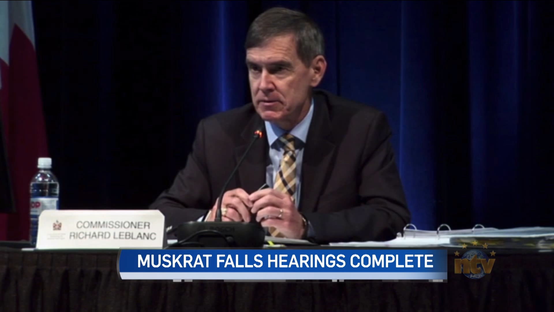 Methylmercury delays 'confounding' commissioner says as Muskrat Falls inquiry ends - ntv.ca