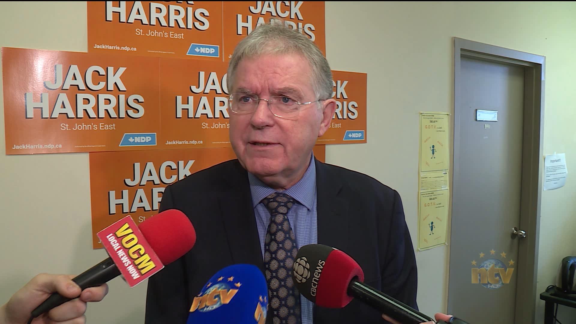 NDP MP Jack Harris not seeking re-election in St. John's East