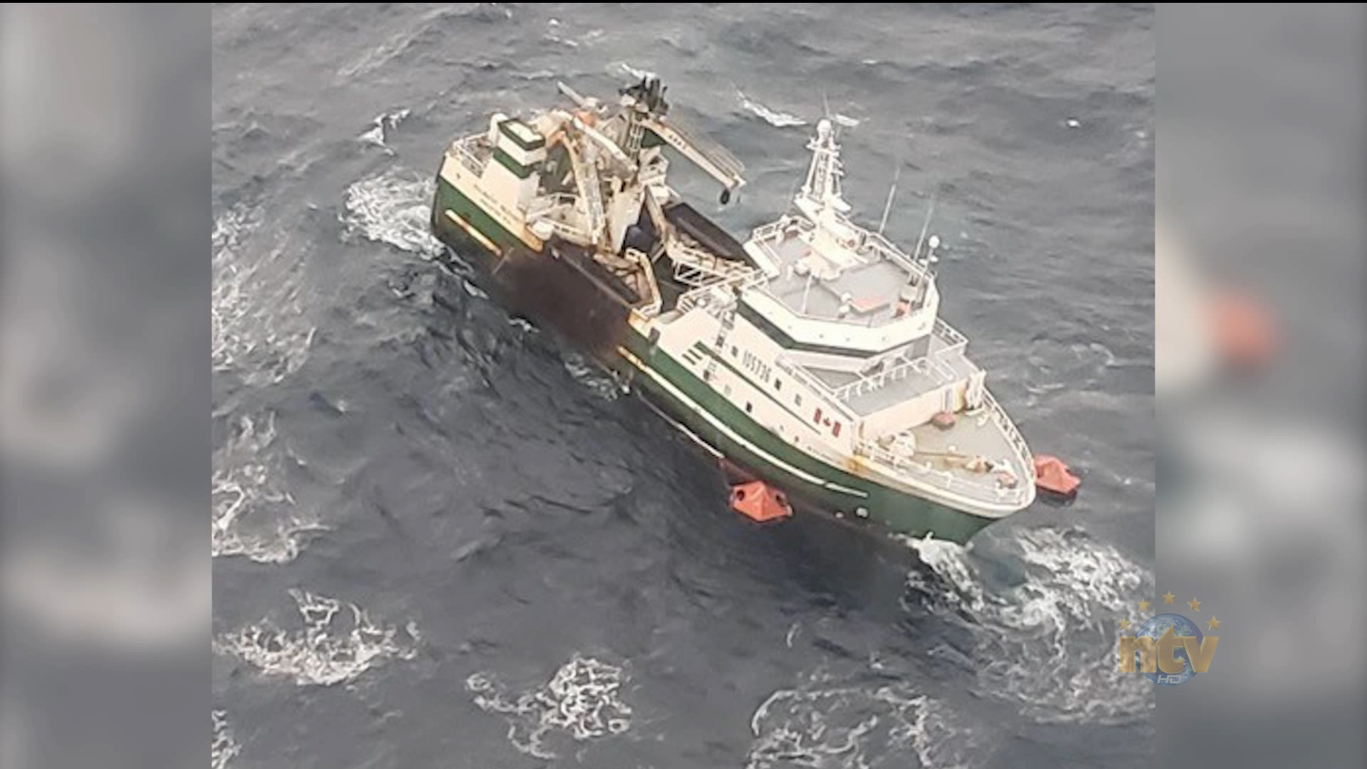 OCI scallop vessel sinks after all crew members rescued