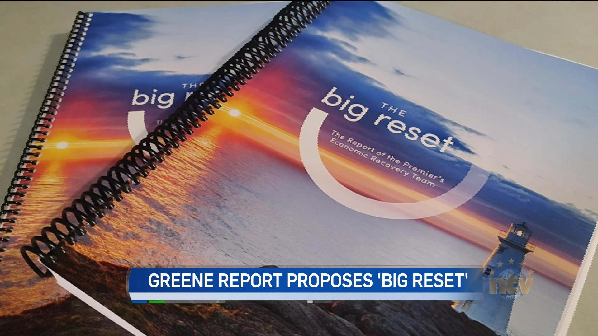 Greene report recommends 'Big Reset' with tax hikes and spending cuts