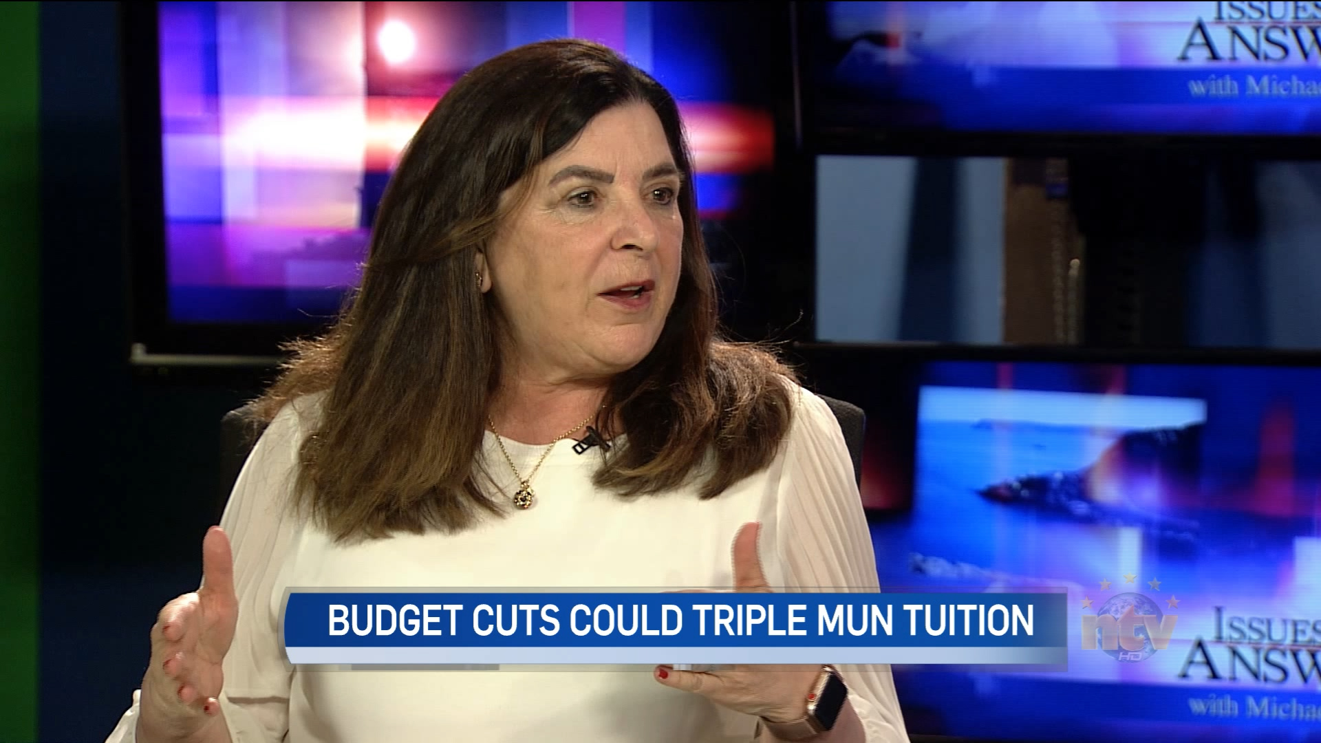 Double or triple? MUN president suggests tuition scenarios with or without budget cuts