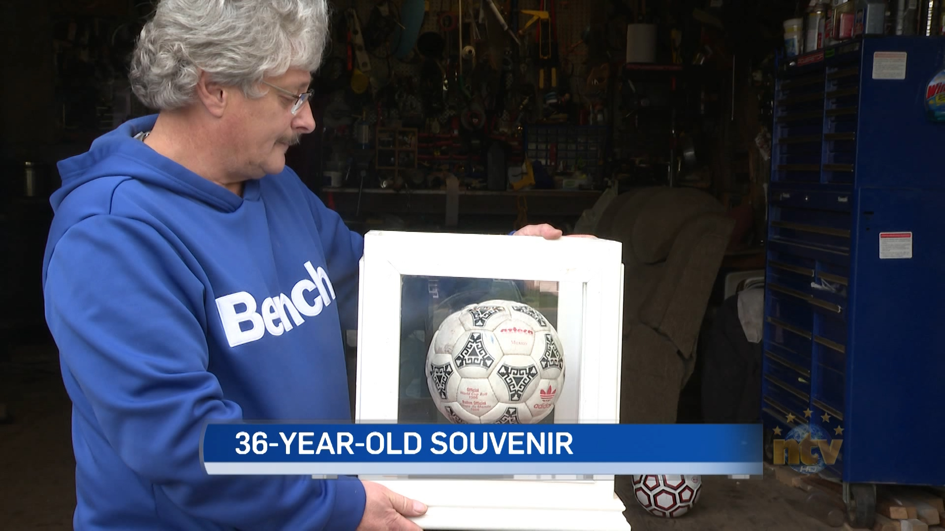 Mount Pearl man donating decades-old World Cup qualifying game ball to Canadian Soccer Hall of Fame